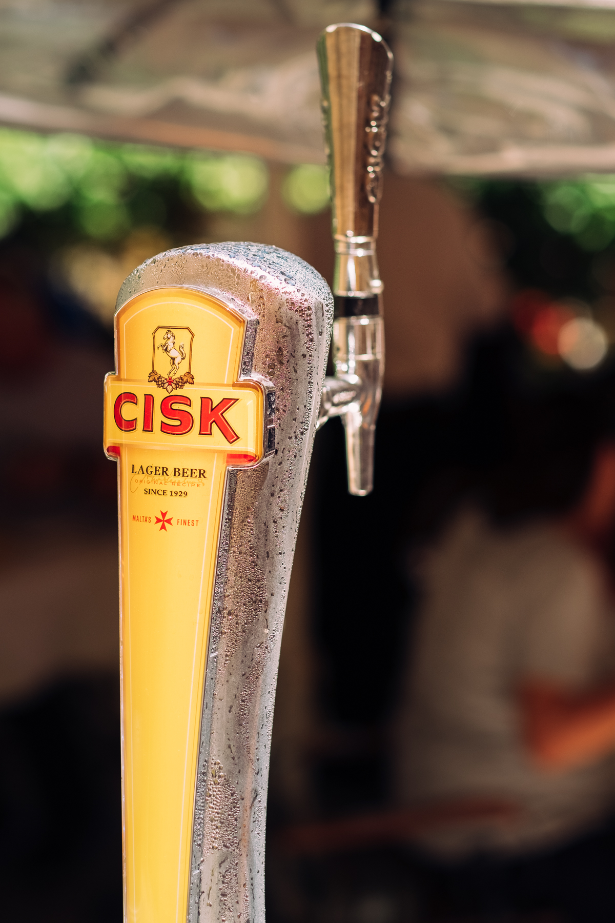 Cisk local beer - the RAINBOW series - Malta © 2018 Matthijs Jonker Fotografie