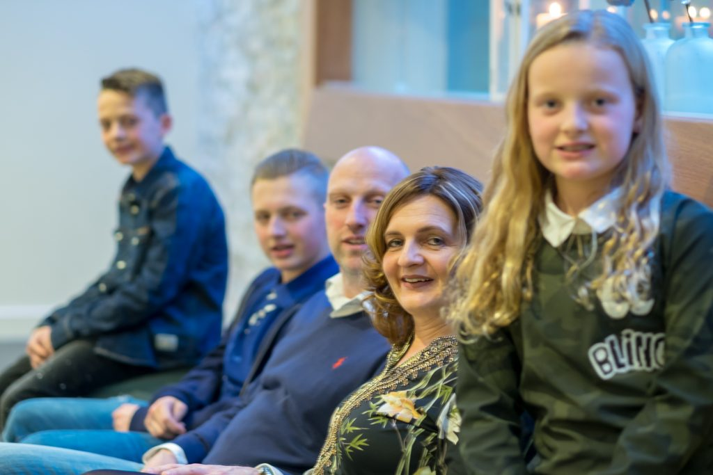 Gezin #3 - Familie fotoshoot Kooiker, Hertenkamp Asserbos Assen © 2018 Matthijs Jonker Fotografie