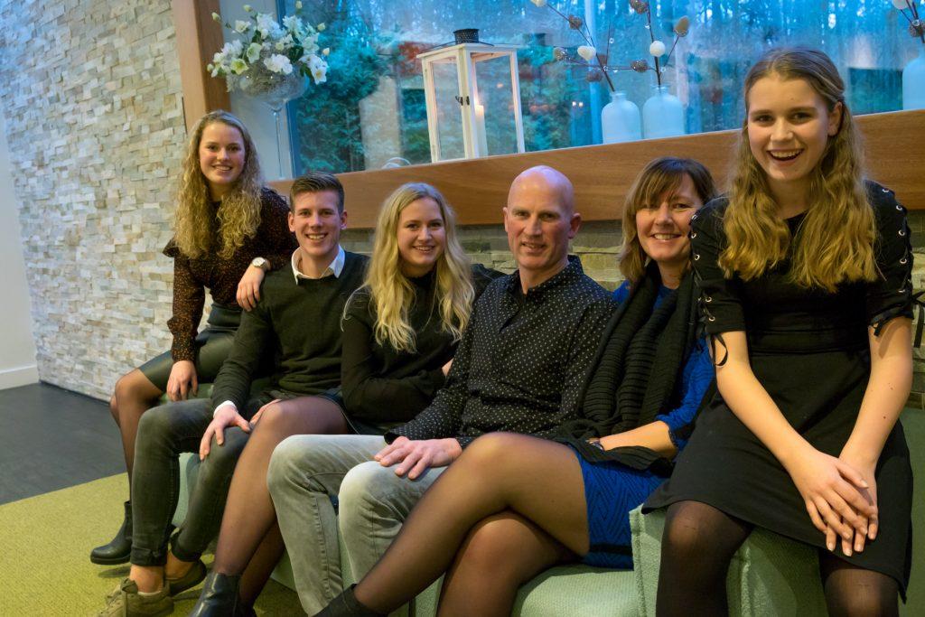 Gezin #5 - Familie fotoshoot Kooiker, Hertenkamp Asserbos Assen © 2018 Matthijs Jonker Fotografie
