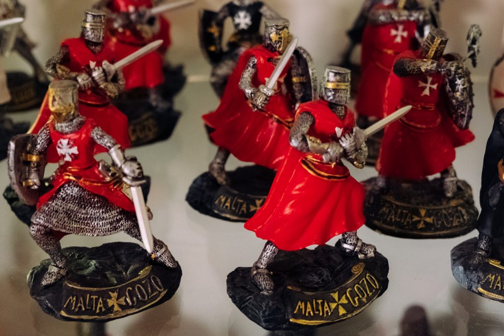 Malta-ridders - the RED series - Malta © 2018 Matthijs Jonker Fotografie
