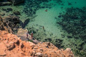 Rotskust - the TURQUOISE series - Malta © 2018 Matthijs Jonker Fotografie