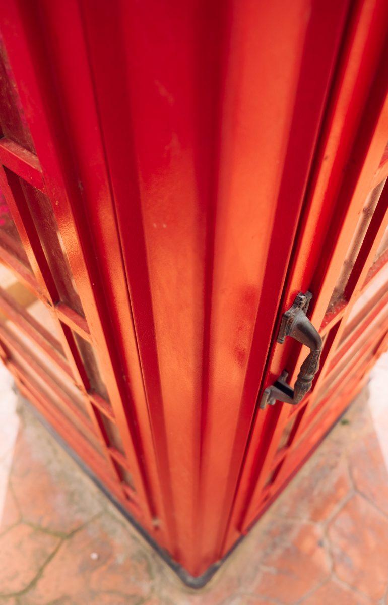 Telefooncel/Britse invloeden - the RED series - Malta © 2018 Matthijs Jonker Fotografie