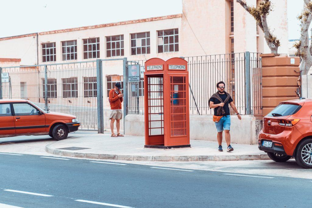 Vijf-op-een-rij - the RED series - Malta © 2018 Matthijs Jonker Fotografie