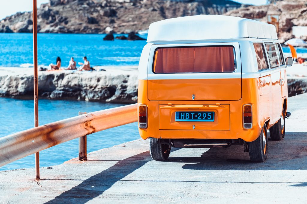 Volkswagen T2 busje - the ORANGE series - Malta © 2018 Matthijs Jonker Fotografie
