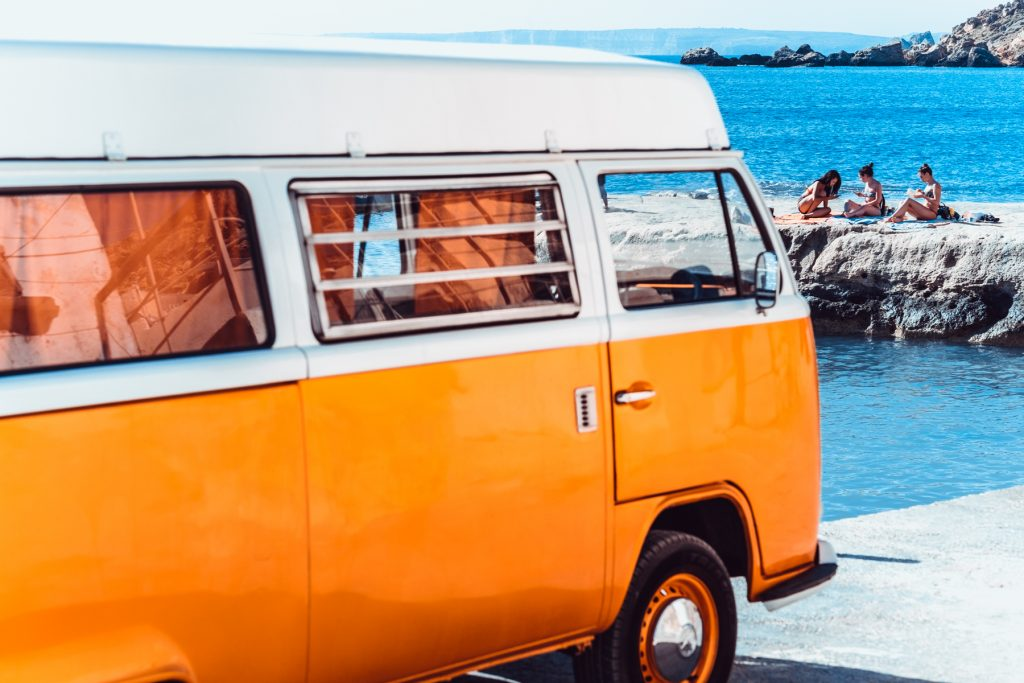 Volkswagen T2 busje - the RAINBOW series - Malta © 2018 Matthijs Jonker Fotografie