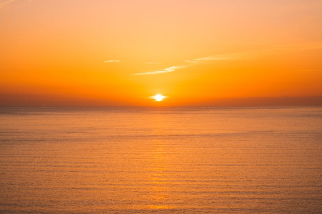 Zonsondergang - the ORANGE series - Malta © 2018 Matthijs Jonker Fotografie