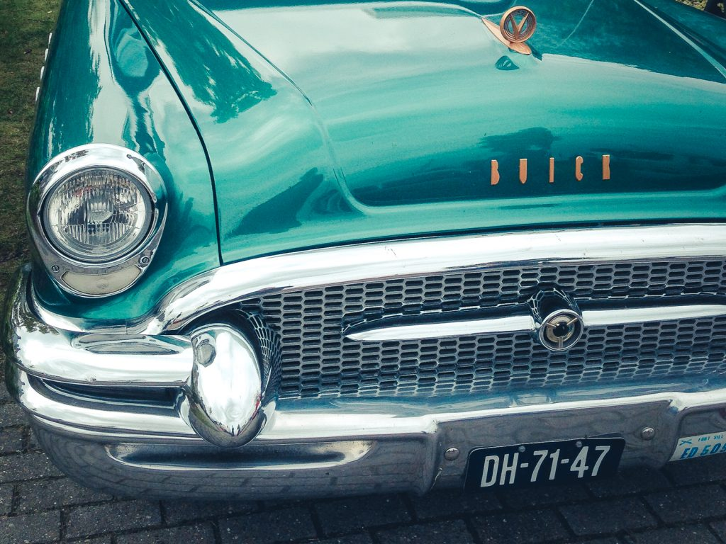 Buick Roadmaster 1955 © 2015 Matthijs Jonker Fotografie