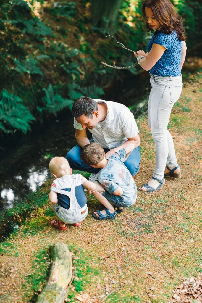 Familie - fotoshoot Ter Linden/Weening - Asserbos - © 2018 Matthijs Jonker Fotografie