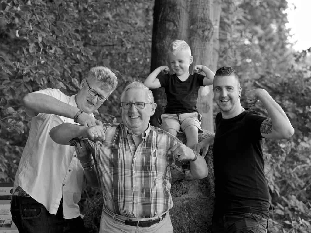 Familie fotoshoot Woensdregt, Rijmaaran, Schoonloo © 2017 Matthijs Jonker Fotografie