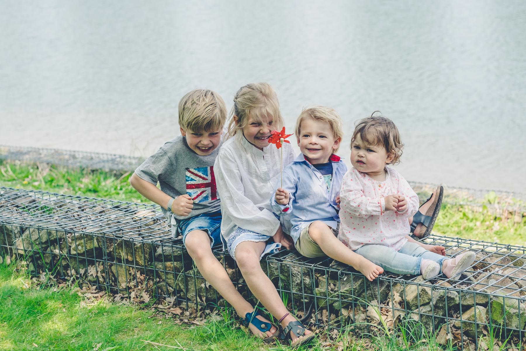 Kleinkinderen - Familie fotoshoot Boermans, Hof van Saksen, Rolde © 2018 Matthijs Jonker Fotografie