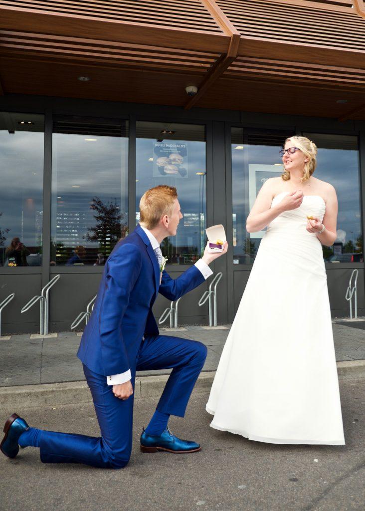 McAanzoek - Bruiloft Polet-Woensdregt McDonalds Assen © 2016 Matthijs Jonker Fotografie
