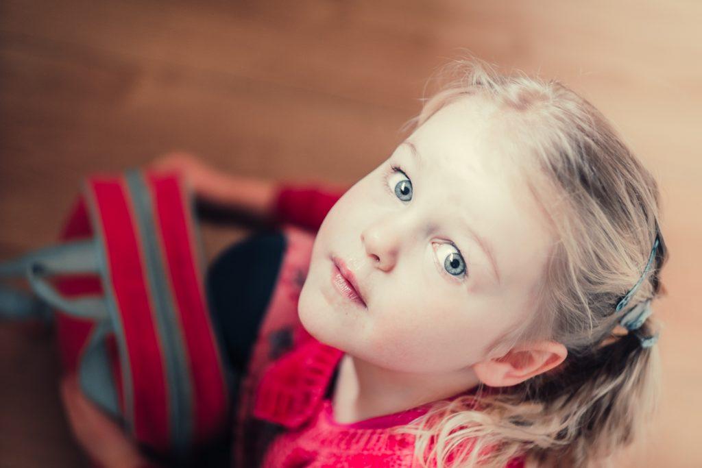 Meisje blauwe ogen © 2018 Matthijs Jonker Fotografie
