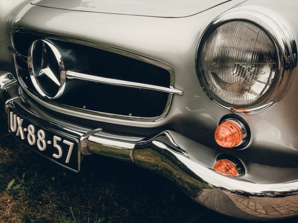 Mercedes-Benz 190SL © 2015 Matthijs Jonker Fotografie