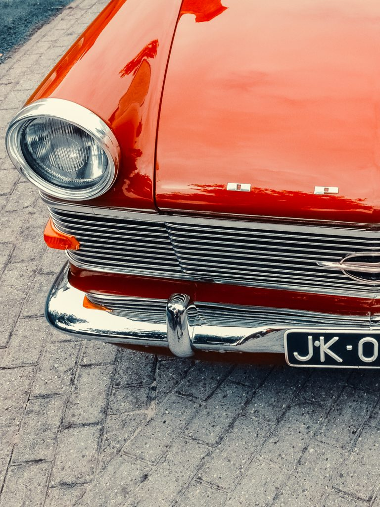 Opel Rekord Coupé © 2015 Matthijs Jonker Fotografie