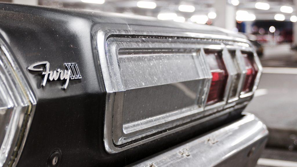Plymouth Fury III © 2015 Matthijs Jonker Fotografie