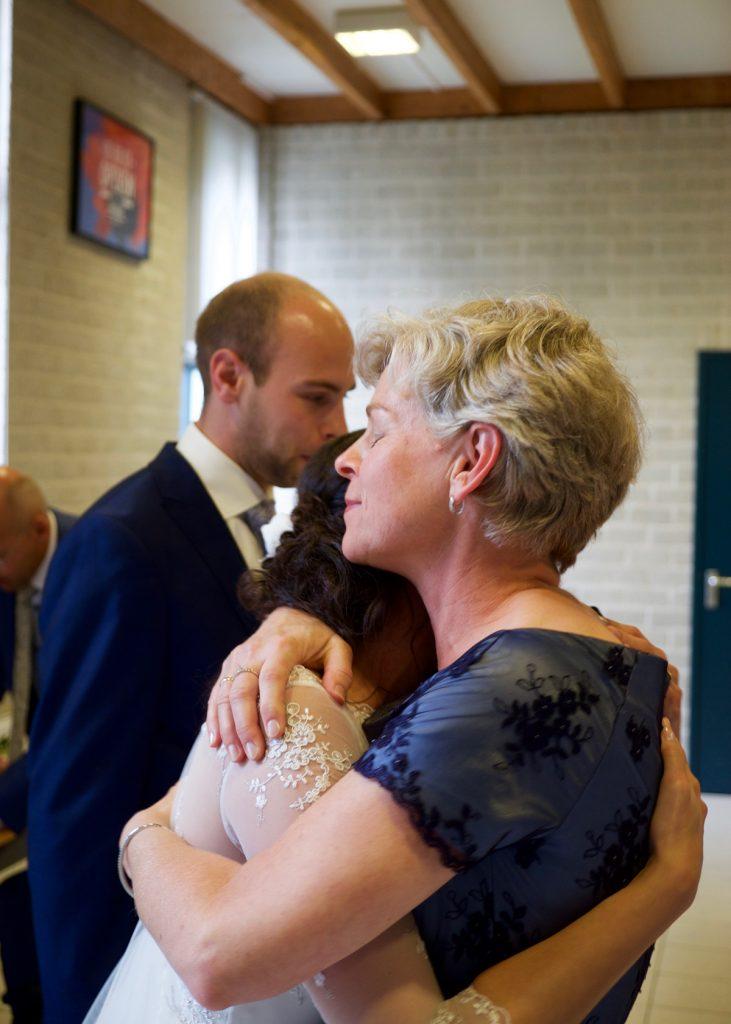 Bruiloft Lennart en Salomé, GKV Zeewolde © 2016 Matthijs Jonker Fotografie