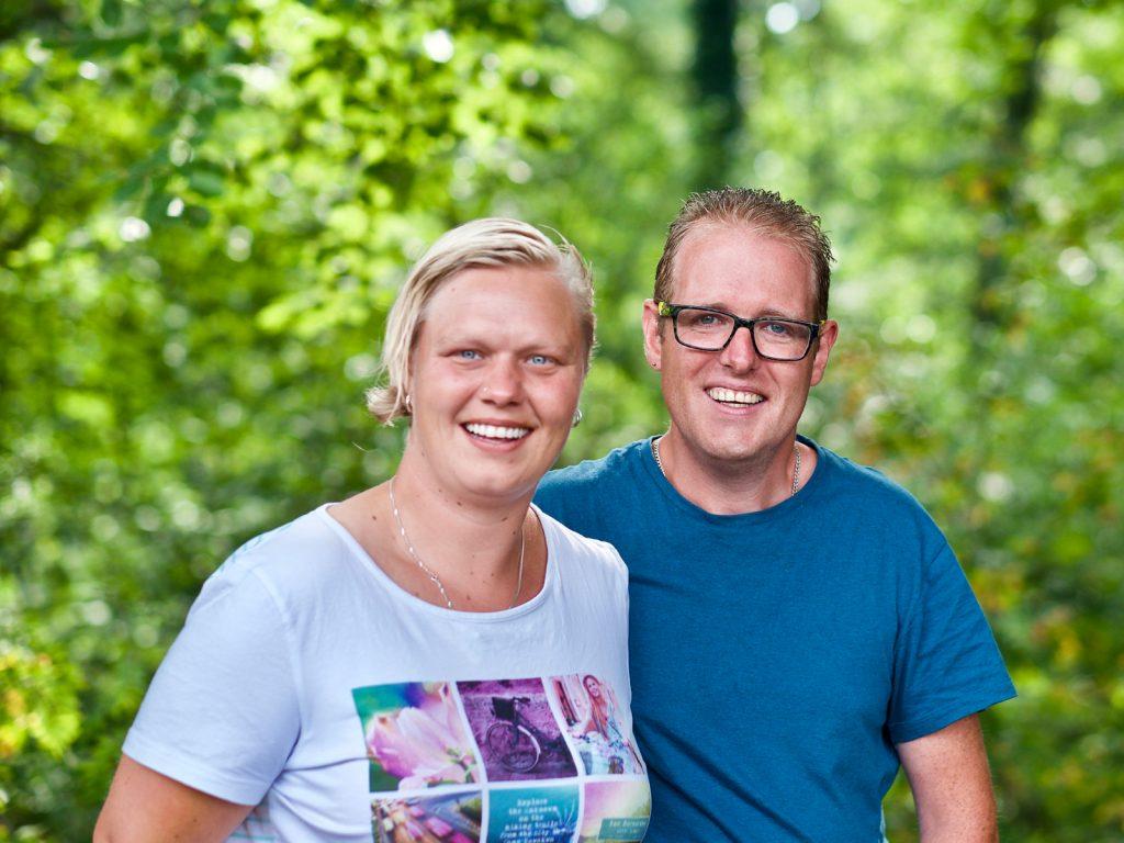 Stel - fotoshoot Woensdregt, Rijmaaran, Schoonloo © 2018 Matthijs Jonker Fotografie