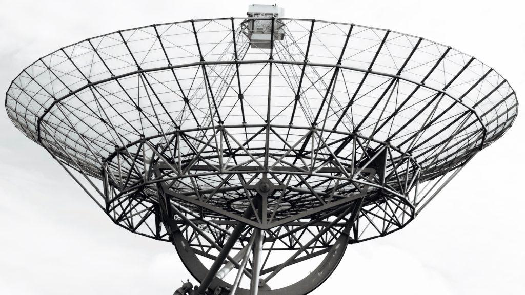 Telescoop Radiosterrenwacht Westerbork, Drenthe © 2016 Matthijs Jonker Fotografie