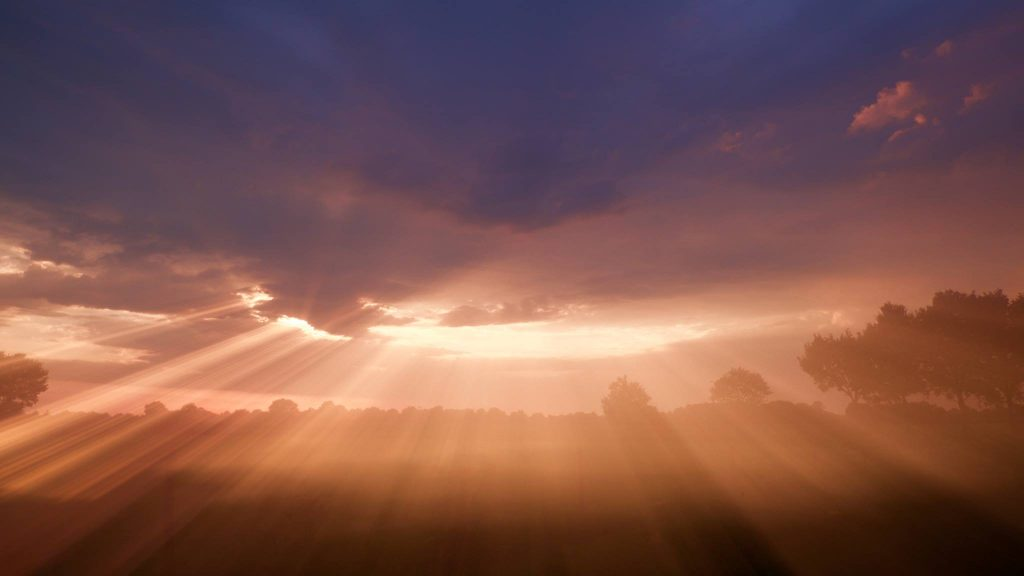 Zonsondergang, Hunebed D15, Loon, Drenthe © 2016 Matthijs Jonker Fotografie