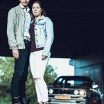 Fotoshoot Brenda, Demian en BMW 316i #14, Skaterpark Kloosterveen Assen © 2018 Matthijs Jonker Fotografie